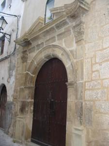 Ermita de la Magdalena, en el Pueyo (Col. AGG)