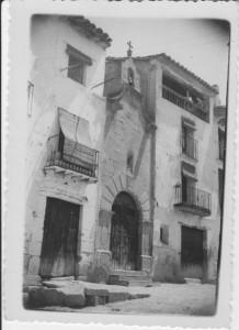 Ermita de la Balma, mediados de siglo XX