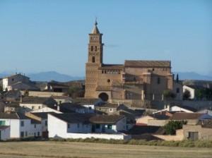 """Alcubierre. Localidad natal de """"Cucaracha"""""""